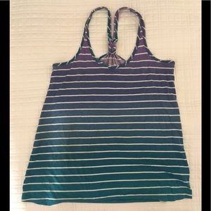 Cute tank top size small